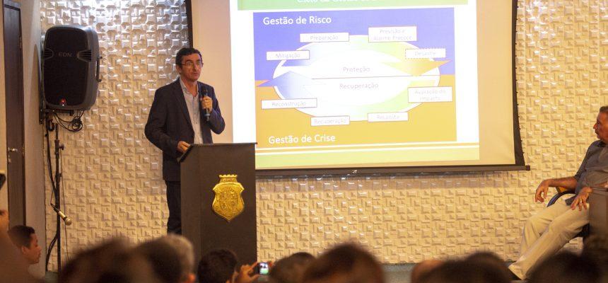APRESENTACAO DO PROGNOSTICO DE CHUVAS PARA 2018 PELA FUNCEME