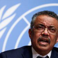 Diretor-geral da OMS, Tedros Adhanom