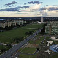Brasília 60 Anos - Esplanada dos Ministérios