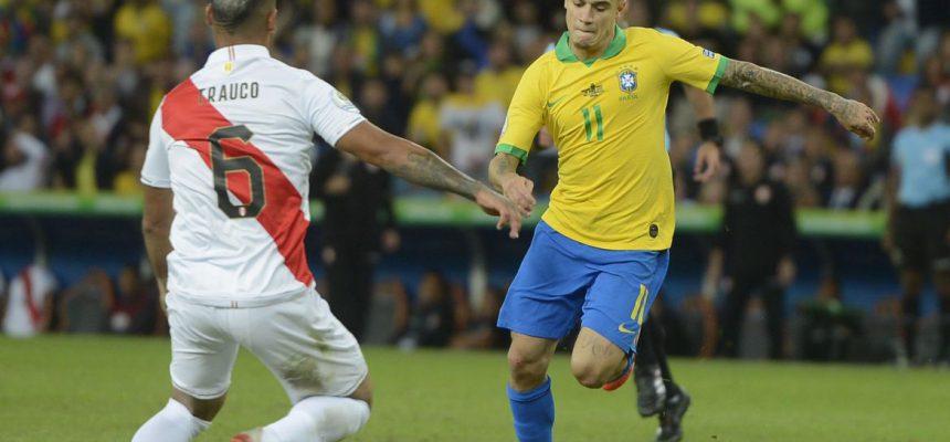 Brasil e Peru disputam a final da Copa América 2019, no Maracanã.