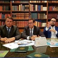 Live da semana Presidente Jair Bolsonaro, 09/11/2020