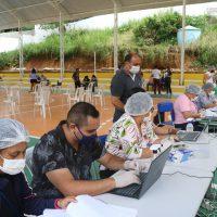 Vacinação Guaramiranga