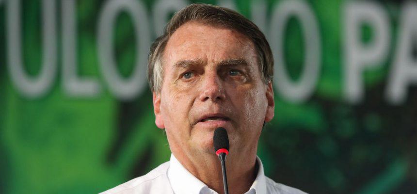 (Marabá - PA,18/06/2021) Palavras do Presidente da República, Jair Bolsonaro. Foto: Isac Nóbrega/PR