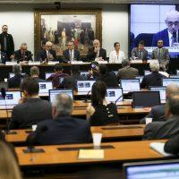 Audiência pública da Comissão Externa da Câmara que acompanha as investigações sobre o rompimento da barragem em Brumadinho.
