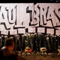 Homenagens às vítimas do tiroteio na escola Raul Brasil, em Suzano, São Paulo.