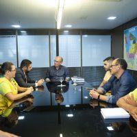 REUNIAO SEC NELSON AGENTES COMUNITARIOS DE SAUDE;© DAVI PINHEIRO / GOV CEARA;